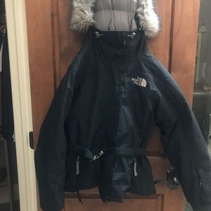 Down, waterproof, warm NORTH FACE